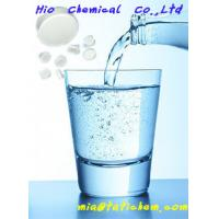 SDIC 56%/ cheap pool chemical/ Chlorine tablets/pool tablets/chemical swimming pool Manufactures