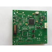 2OZ Prototype Circuit Board Assembly 1.6MM Immersion Gold Impedance control Green Solder Mask Manufactures
