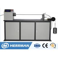 China Fiber Optic Cable Torsion Testing Equipment , ADSS Wire Torsion Testing Machine on sale