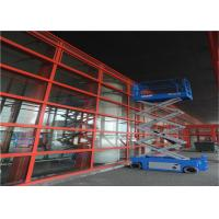 China Ladder Scaffolding Scissor Lift Table , Elevated Work Platform Table Easy Maintenance on sale