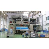 Customized SpunBond Machine / Equipment SMS 1.6m , non woven fabric manufacturing machine Manufactures