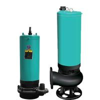 Electric Submersible Sewage Pump 15-300m3/H , Continuous Use Dirty Water Pump Manufactures