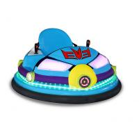 Good Hand Feeling Children's Bumper Cars Low Gravity Center Without Side Roll Or Dumping