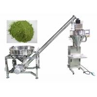 Semi Automatic Powder Packaging Machine Made of Stainless Steel Manufactures