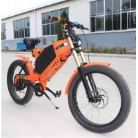 72V 3000W 38AH electric mountain bike, sport mountain ebike for young Manufactures