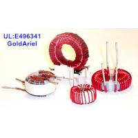 High Efficiency Toroidal Power Transformer Customized Output Voltage Light Weight Manufactures