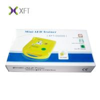 China Battery Operated AED Trainer With Voice Prompts And LED Indication on sale