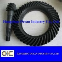 Pinion Gear Transmission Spare Parts Carbon steel With Bright Surface Manufactures