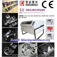 Acrylic Laser Cutting Engraving Machine With Up and Down Table Manufactures