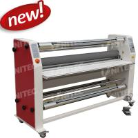 6mm / Minute Roll To Roll Lamination Machine Cold Heavy Duty Laminators BU-1600RFZ-Y Manufactures