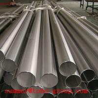seamless C70600 Copper Nickel tube /pipe Manufactures