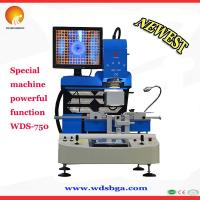 WDS-750 Auto bga rework station for all motherboard repairing