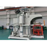 High Tensile Strength Rubber Injecting Machine 400 Ton 2 RT Mold Openning Stroke Manufactures
