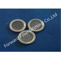 Good rigidity filter disc , filter pipe , filter cap , filter basket , special shaped of filter Manufactures