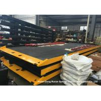 China Flat Bed Towing Wrecker Body 4 Ton , Road Recovery Truck Body OEM Service on sale