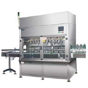 PET Bottle Vegetable Cooking Oil Filler, Filling Machine Manufactures