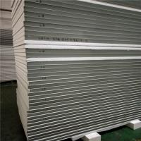 50mm color steel exterior EPS sandwich wall panel 11900x1150mm for wall and ceiling Manufactures