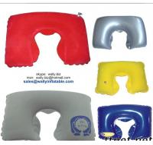 Inflatable Pillow, Inflatable Neck Pillow, U-Shape Neck Pillow Manufactures