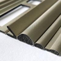 Ultra Soft Conductive Fabric Over Foam Gaskets High Shielding Performance EFOF Manufactures