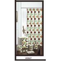 China 220 CM Modern Custom Bath Shower Curtains Polyester For Home / Office on sale