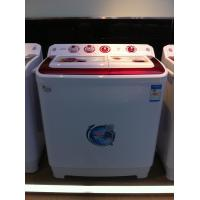 Double Tub Top Load Semi Automatic Washing Machine 12kg  Colorful Decoration Inlay Manufactures
