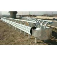 China Terminal End Highway Guardrail Systems Parts For Best Protection Against Impact on sale