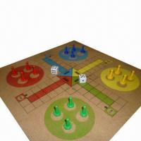 Classic Ludo/Parcheesi Board Game Set Manufactures