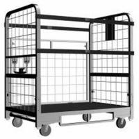 Safety Folding Rolling Carts With Uplift Device Manufactures