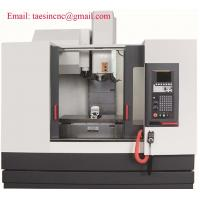 High Strength Small Vertical Machining Center Box Type Column 0.001Mm Accuracy