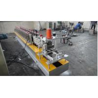 China 5T Color Shutter Door Roll Forming Machine Galvanized Steel Tile Forming Machine on sale