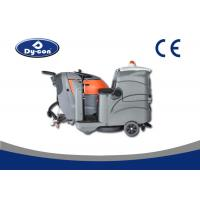 Dycon Exquisite Durable Gray Color 510MM  Malish Brush Floor Scrubber Dryer Machine Manufactures