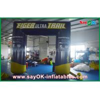China Customized Inflatable Entrance Arch Gate Promotional Logo Printing on sale