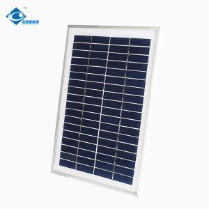 China High Efficient Small Solar Modules , 5 Watt Solar Panel 290X190X17mm on sale