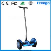 Dualwheel Solid Tire Self balancing scooter kit Powered Scooter Kit Thinking Car Manufactures