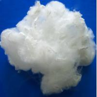 Raw White PSF Polyester Staple Fiber For Spinning And Non - Woven Fabric Manufactures