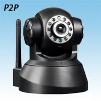 Two-way Audio Pan and Tilt Wireless IP Camera Indoor Use Manufactures
