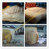 0.18mm Helium PVC and Oxford Custom Shaped Balloon / Inflatable Coin Balloon For