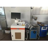 20w Fiber Laser Marking Machine 110*110mm Manufactures