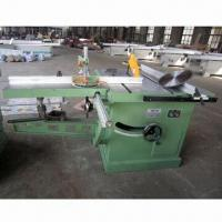 Wood Cutting Sliding Table Circular Saw with High Precision and 3kW Motor Power, Safe and Reliable Manufactures