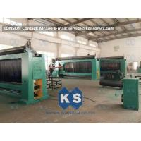 3.5 Meter Per Minute Automatic Gabion Mesh Machine With Wrapped Edge Machine Manufactures