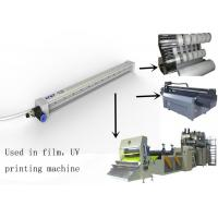 China Antistatic ionizer bar with air source used in plastic film ,Printing machine on sale