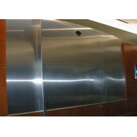 Graceful Luxurious Decorative Metal Panels Interior Color Changed With Light Angle Manufactures