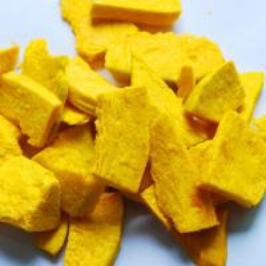 China Cheap Freeze Dried Pumplin Slice Vegetables Dehydrated Cucurbita Moschata on sale