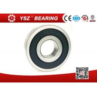Single / Duble Row Deep Groove Ball Bearing 6304 for Motors Alternator , Electric Motors Manufactures