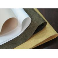 Buy cheap Needle Punching Industrial Filter Fabrics Heat Resistant Dust Collection from wholesalers