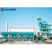 China Stationary Road Asphalt Mixing Plant Dynamic With Frequency Invertor Custom LOGO on sale