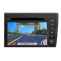 China VOLVO Central Multimedia Double Din Car Dvd Player for V70 2001-2004 on sale
