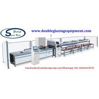Automatic Aluminium Window Making Machine Tool Change 4 Axis CNC Processing Center Manufactures