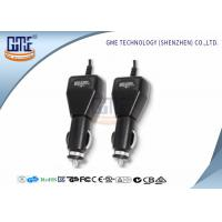 Quality GME Car Charger With USB Port , Black Car Mobile Charger 47Hz - 63Hz for sale