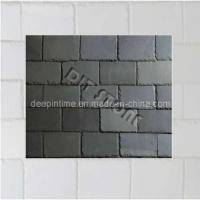 China Black Roofing Slate, Roofing Tiles, Slate Roof (DIT-R1011) on sale